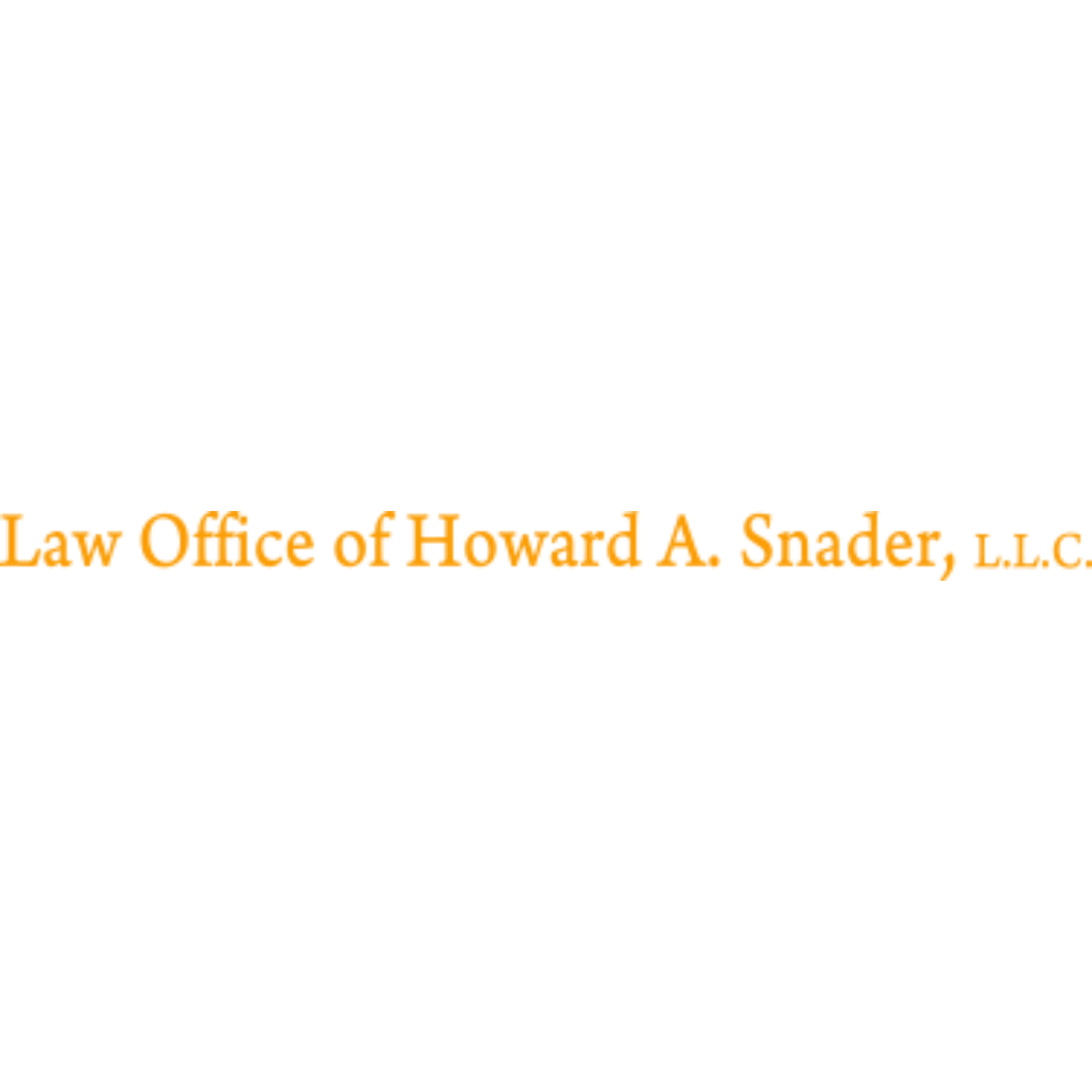 Law Office of Howard A. Snader