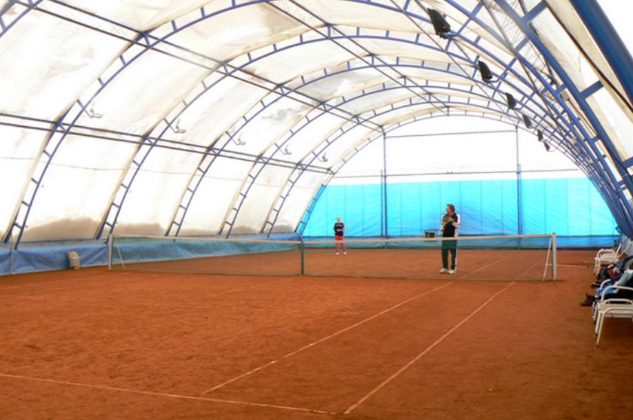 SK Hradčany tenisové kurty a haly
