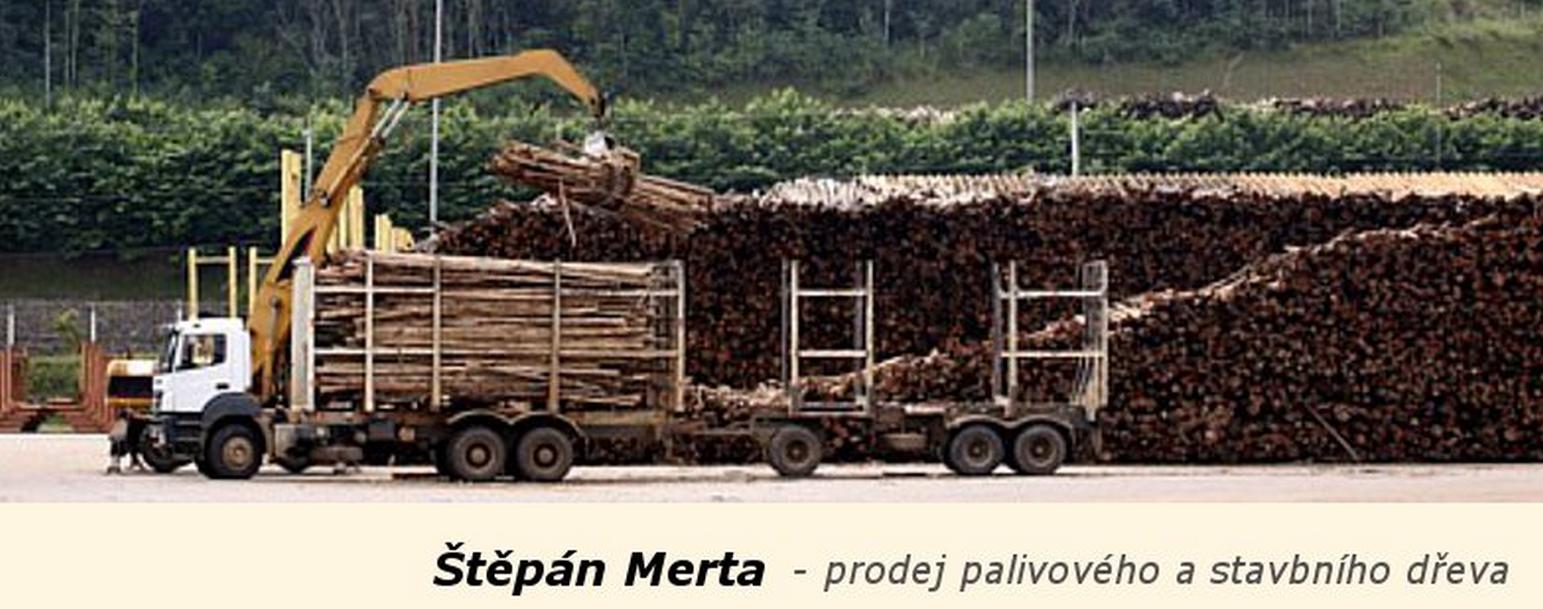 PILA DERFLICE  - Štěpán Merta - prodej dřeva