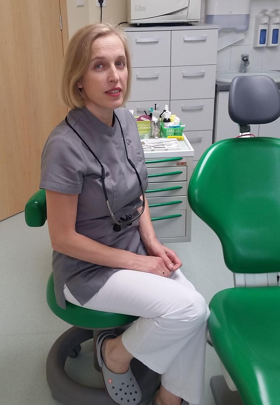 Stomatolog Gabinet Stomatologiczny Uśmiech Ursynów
