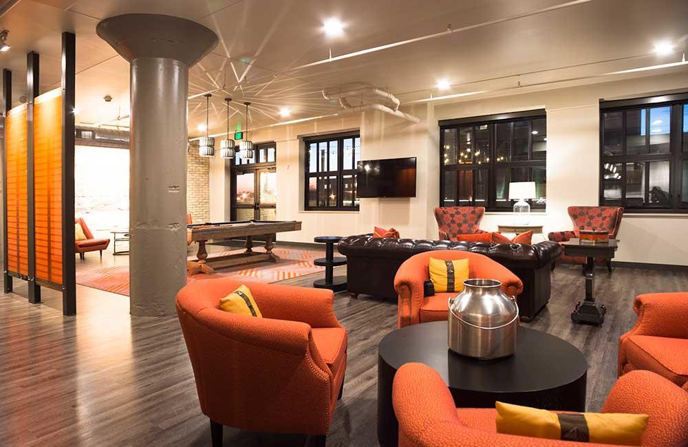 Brix Apartment Lofts Milwaukee Wisconsin Wi