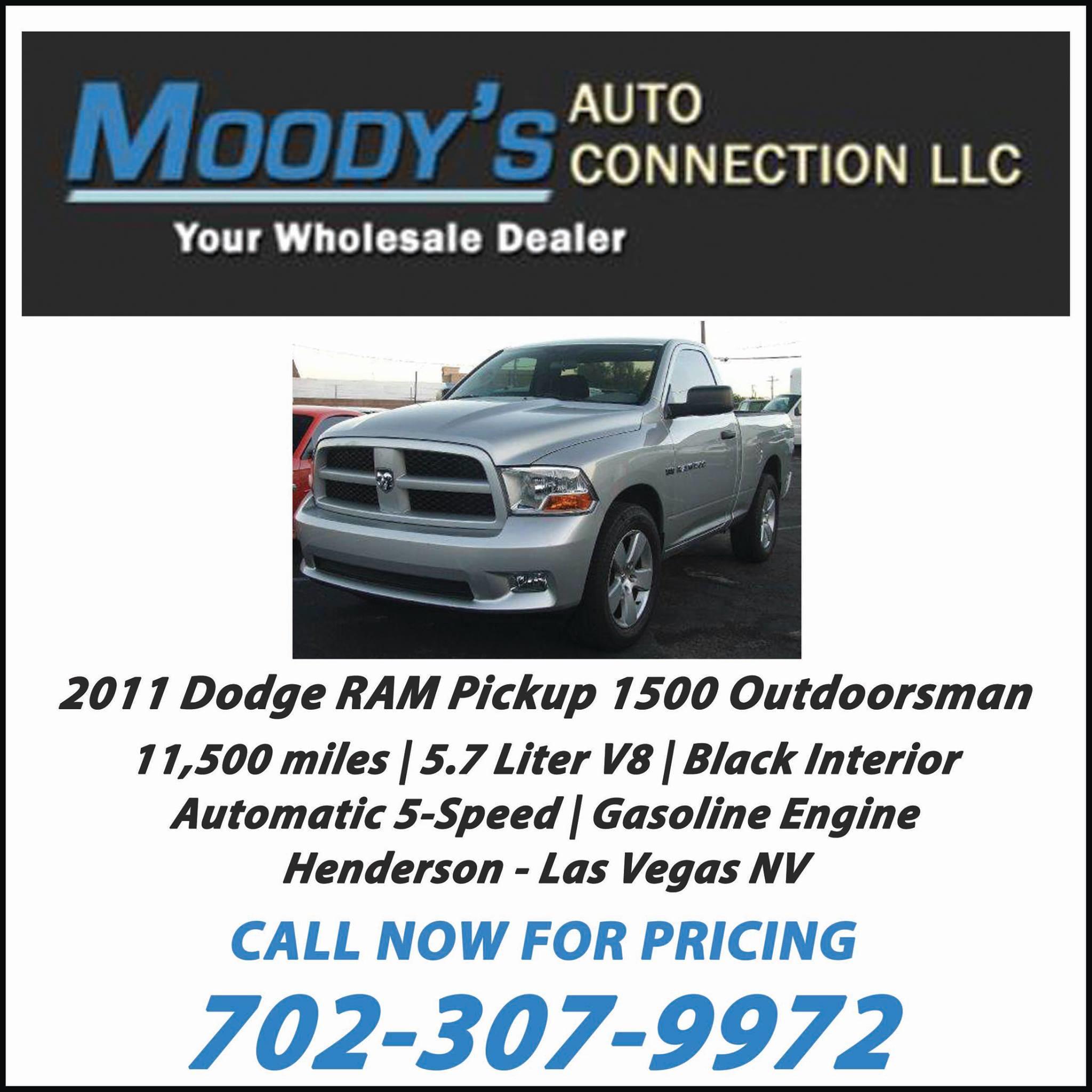 Moody S Auto Connection Llc Henderson Nevada Nv