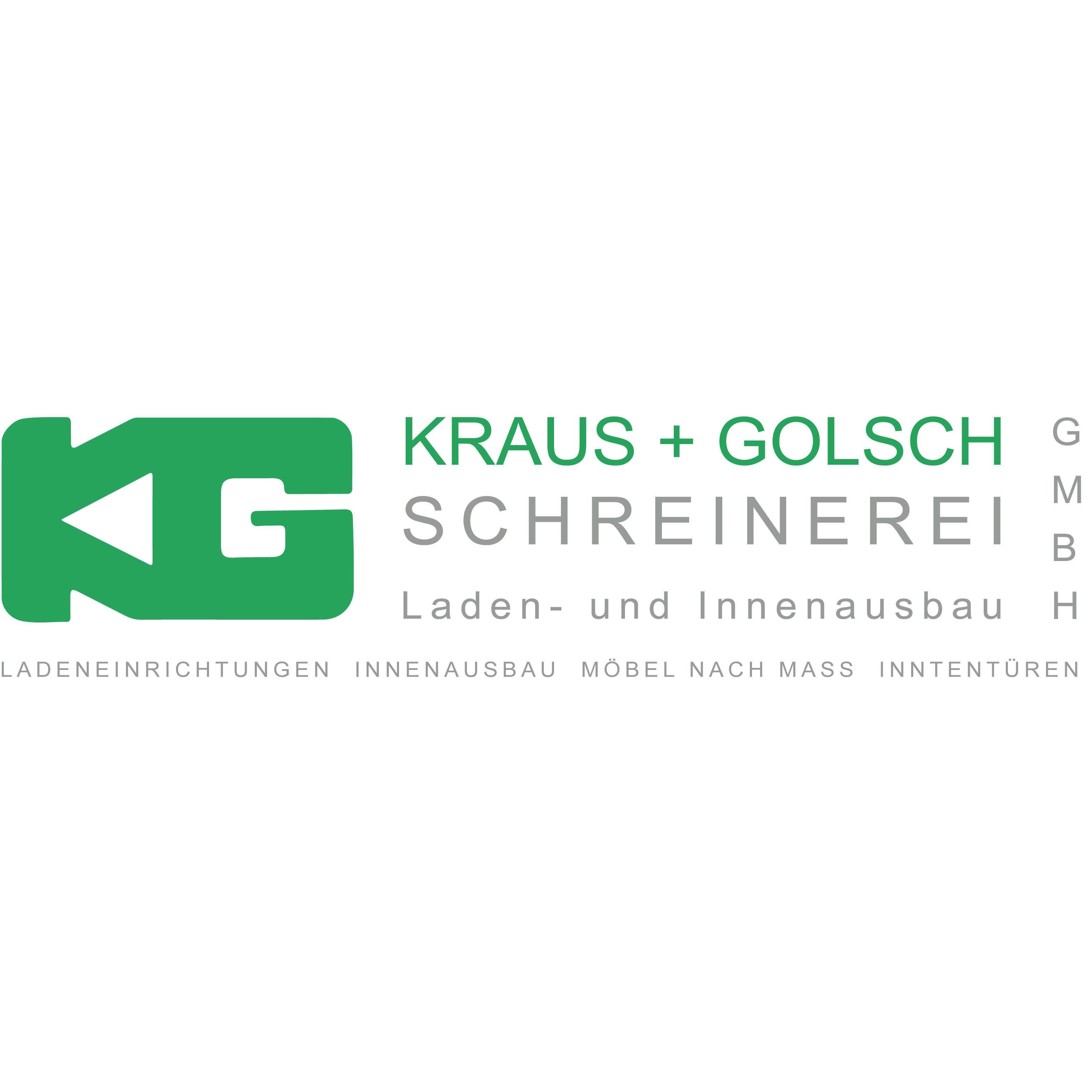 Bild zu Schreinerei KRAUS + GOLSCH Laden- und Innenausbau GmbH in Erlangen