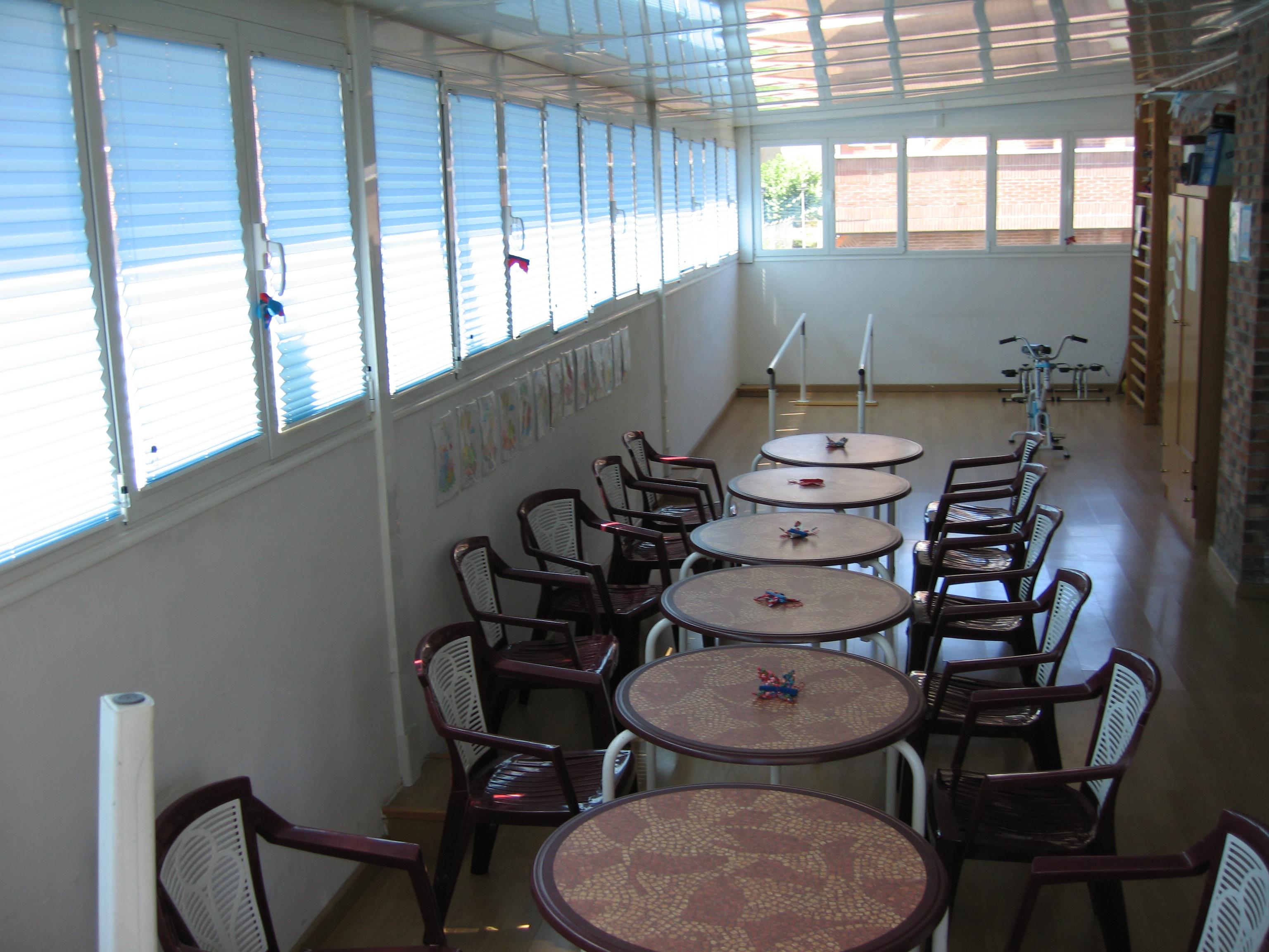 Residencia Geriatel Aluche
