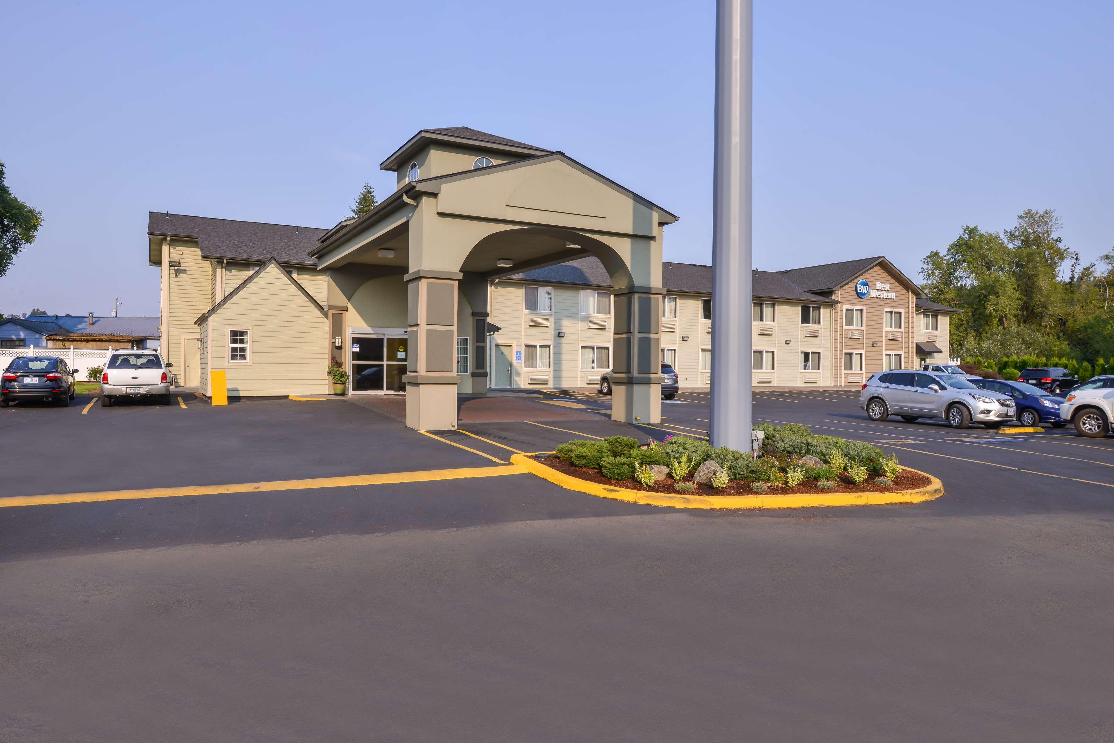 Best Western Cottage Grove Inn Cottage Grove Oregon