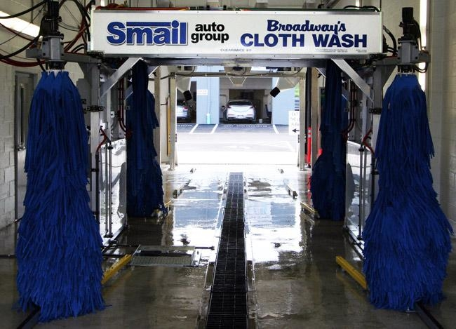 Smail Auto Wash Amp Detail Center At 868 Georges Station
