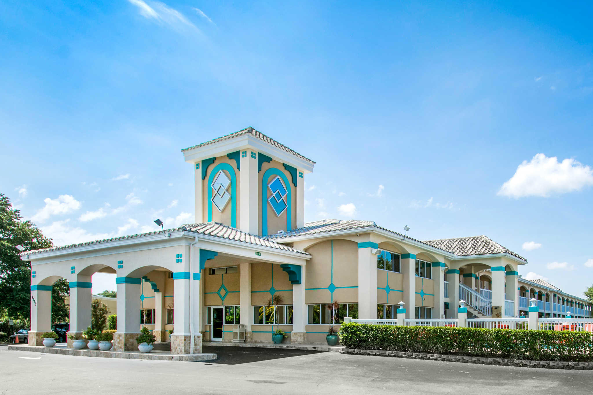 Quality Inn Maingate West Clermont Florida Fl