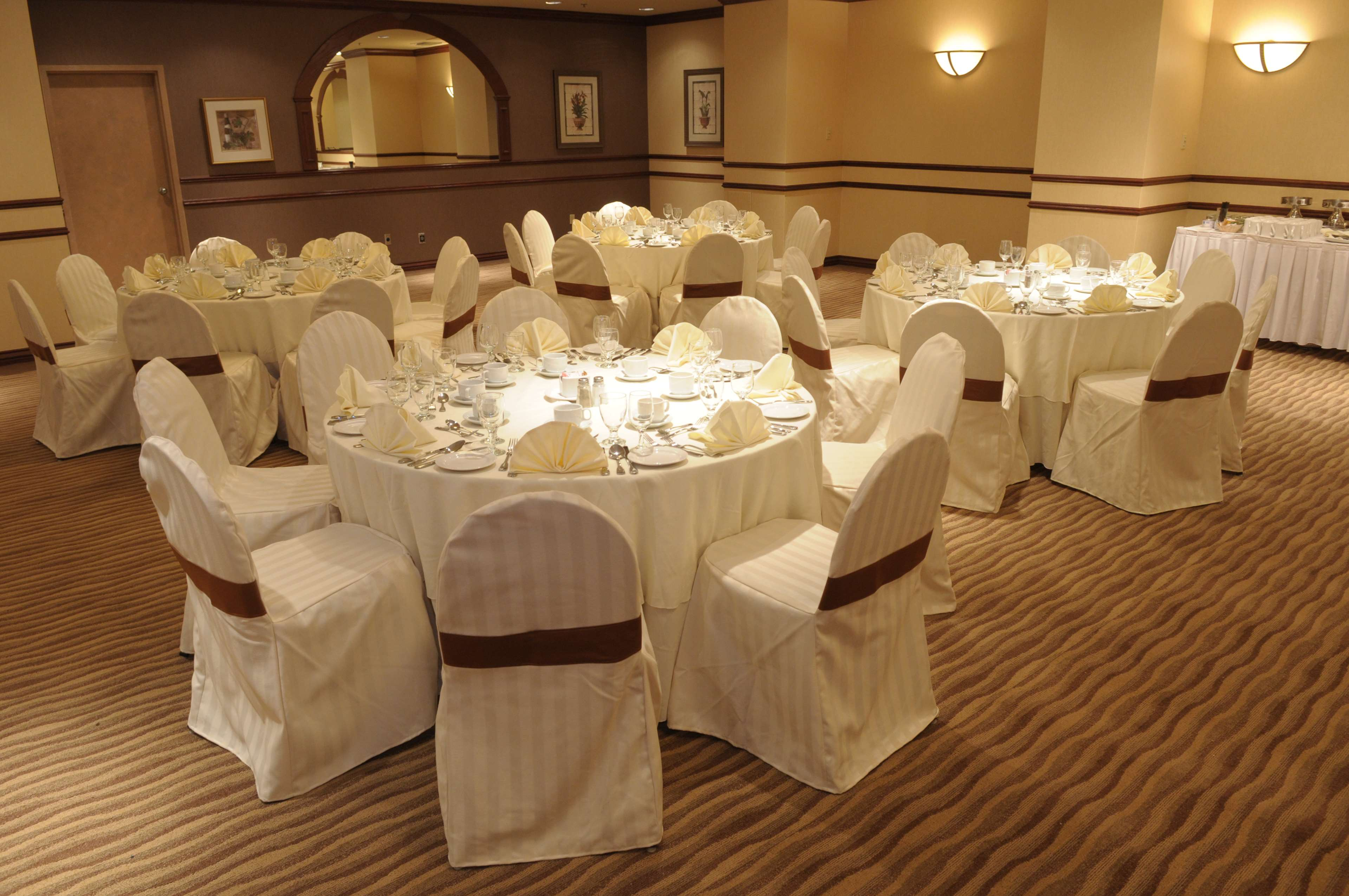 Best Western Ville-Marie Montreal Hotel & Suites à Montreal: Grand Salon Banquet Room