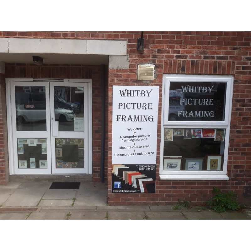 Whitby Picture Framing - Whitby, North Yorkshire YO22 4HJ - 07909 694035 | ShowMeLocal.com
