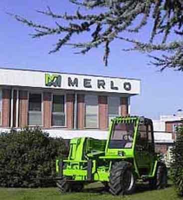 Merlo Spa Industria Metalmeccanica
