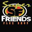 Super Friends Flex Shop