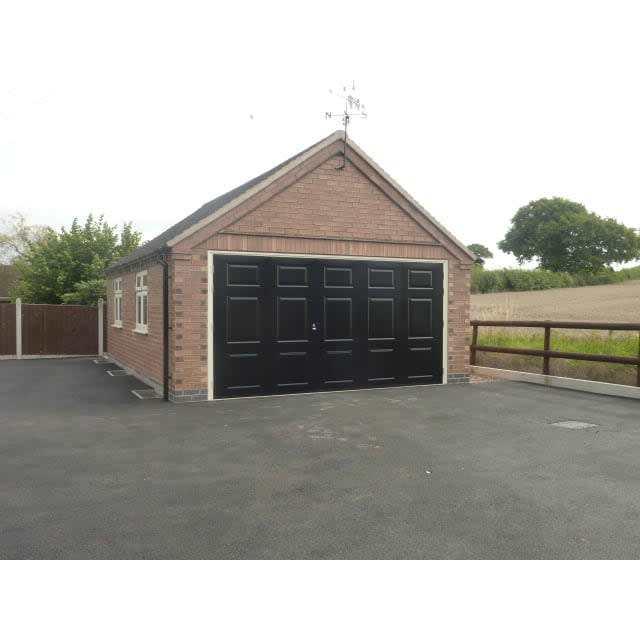 Central Garage Doors Ltd