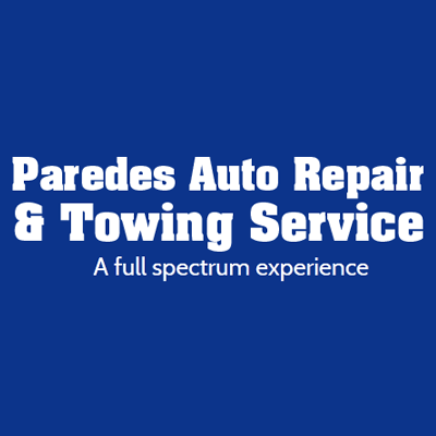 Paredes Auto Repair & Towing Service