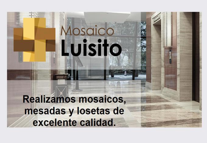 MOSAICO LUISITO
