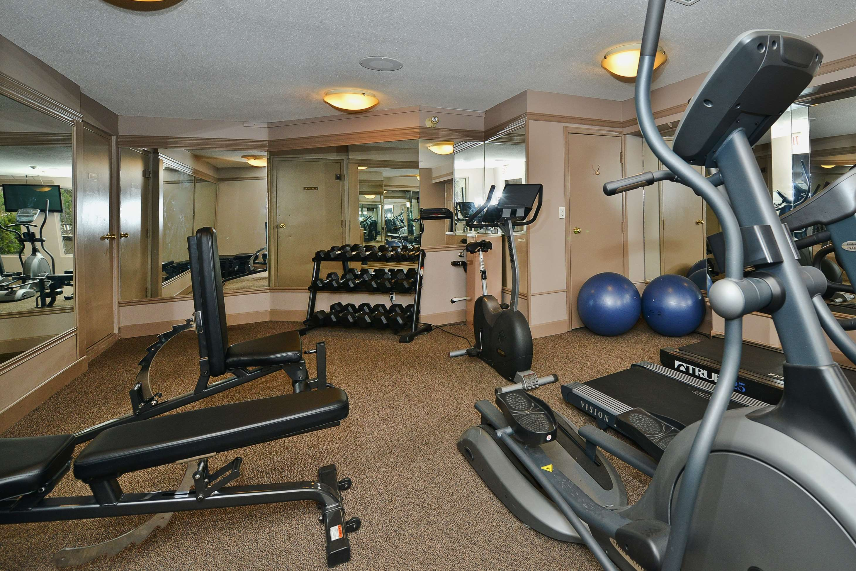 Prestige Beach House, BW Premier Collection in Kelowna: Fitness Centre