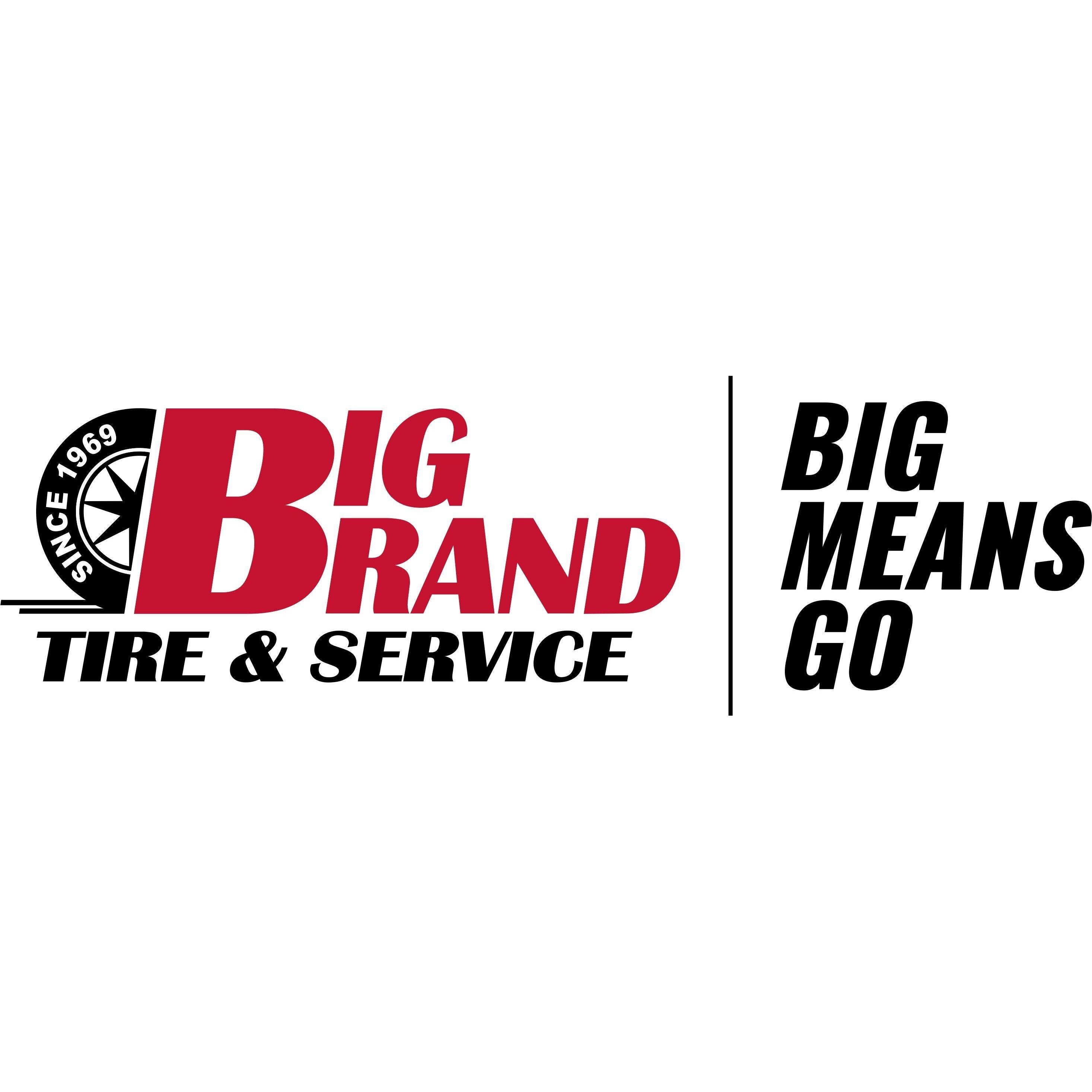Big Brand Tire & Service - Camarillo, CA - Tires & Wheel Alignment