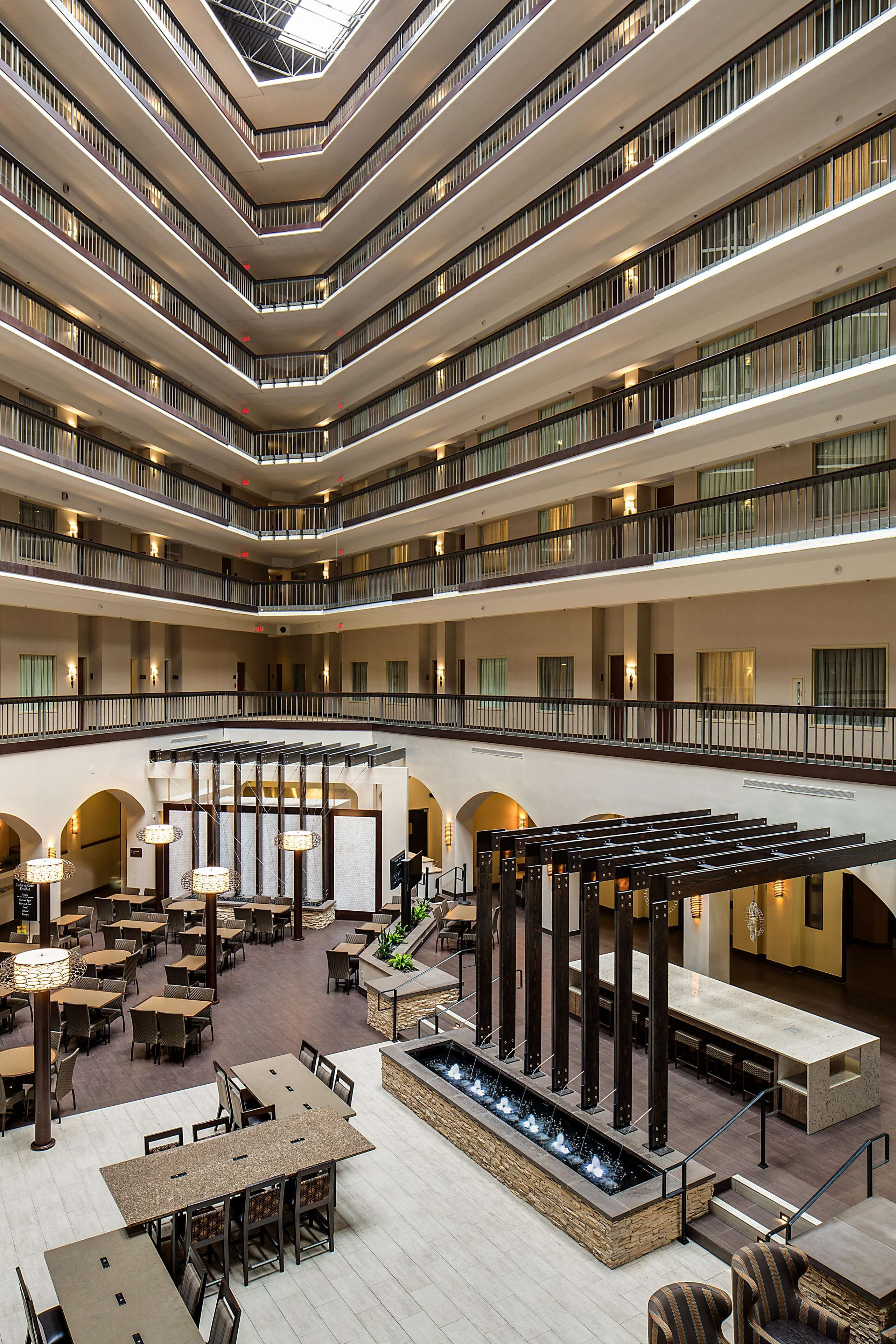 Embassy Suites By Hilton Dallas Love Field Dallas Texas