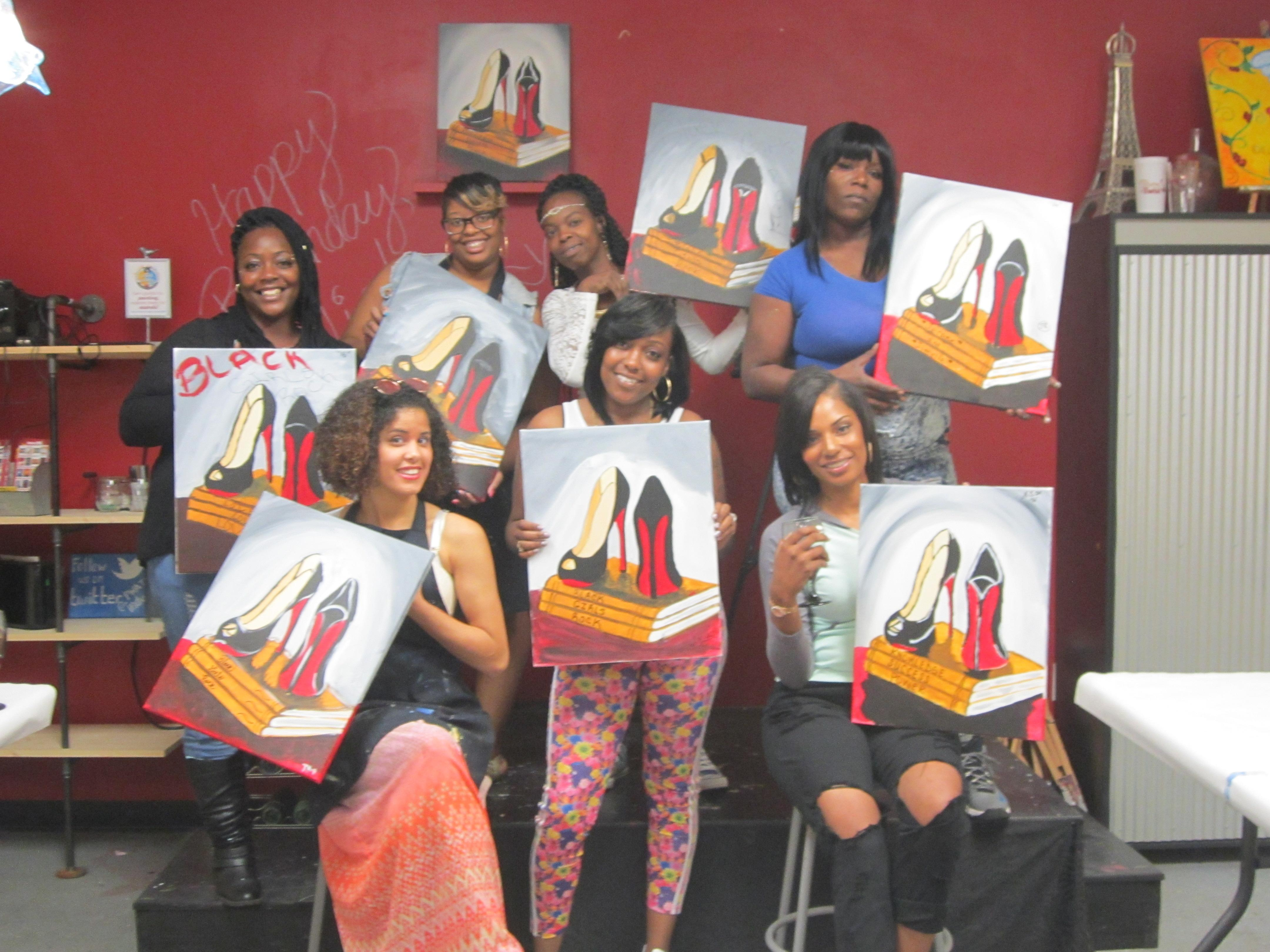 Painting with a twist indianapolis indiana in for Wine and paint indianapolis