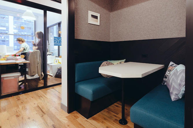 Wework 42nd Street In New York Ny 10017