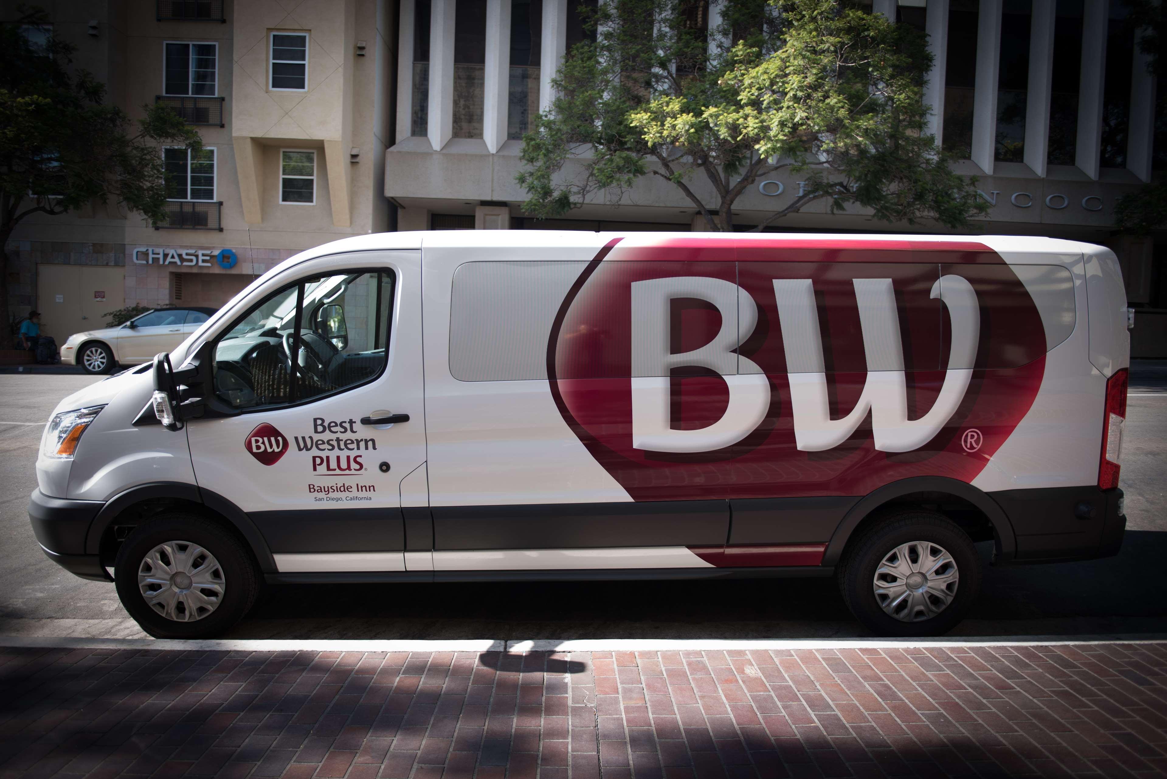 Bayside Inn Shuttle Van