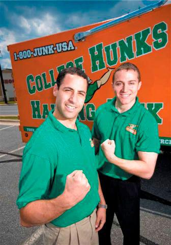 College Hunks Hauling Junk And Moving In West Chester Oh 45069