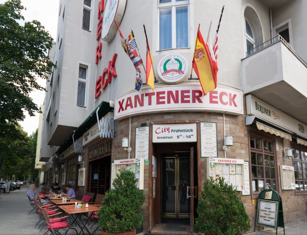 Xantener Eck - Restaurant und Bierhaus