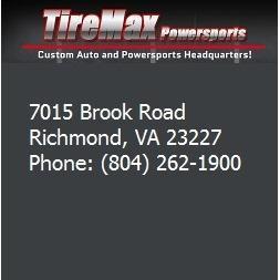 TireMax Powersports - Richmond, VA 23227 - (804)262-1900 | ShowMeLocal.com