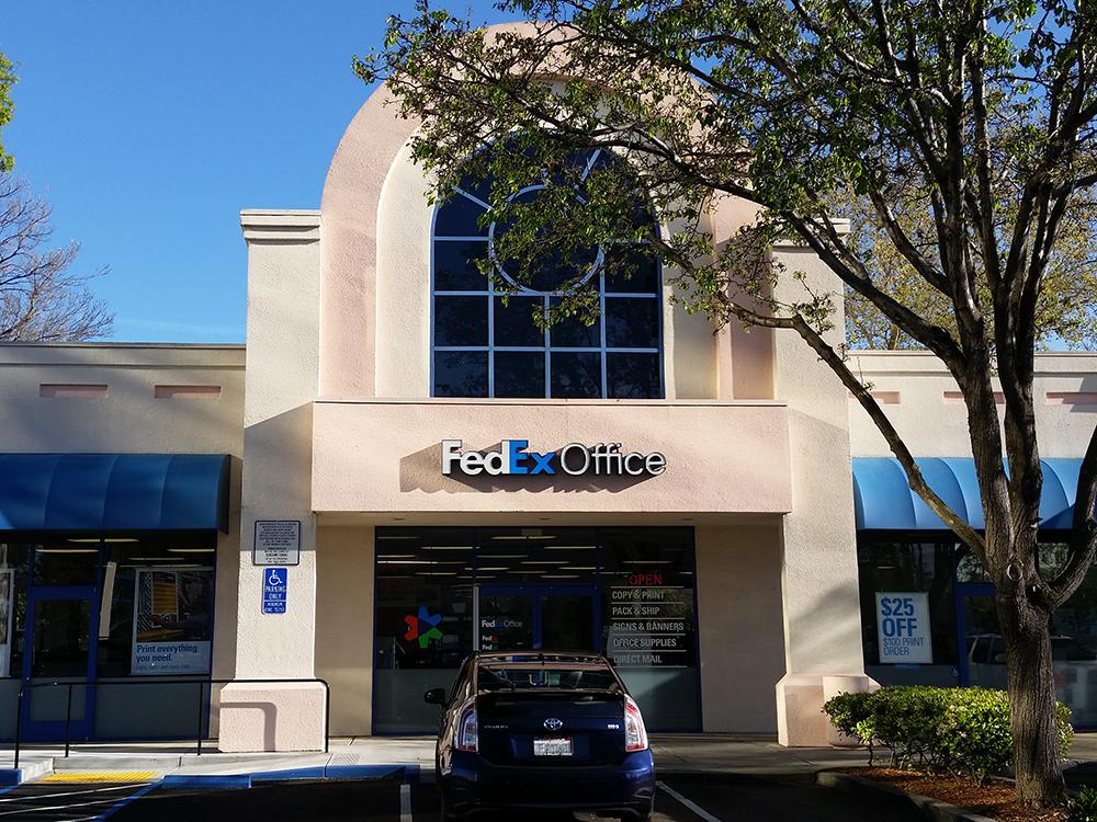 FedEx Office Print & Ship Center In Concord, CA 94520