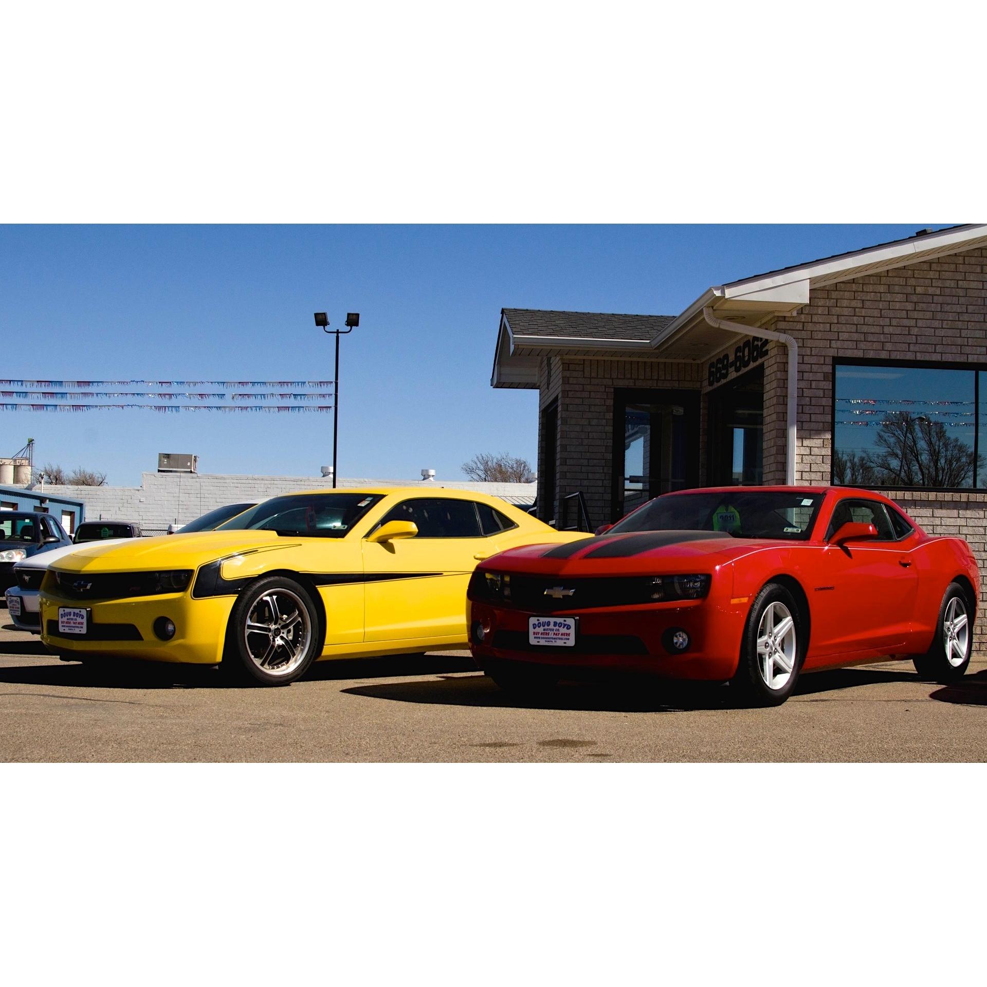 Pampa Car Dealers