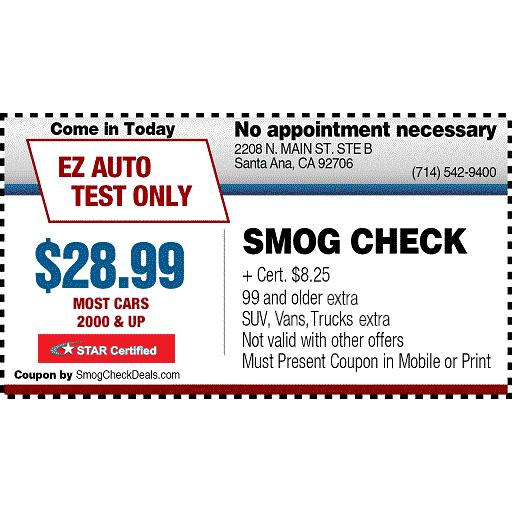 EZ Auto Smog Check