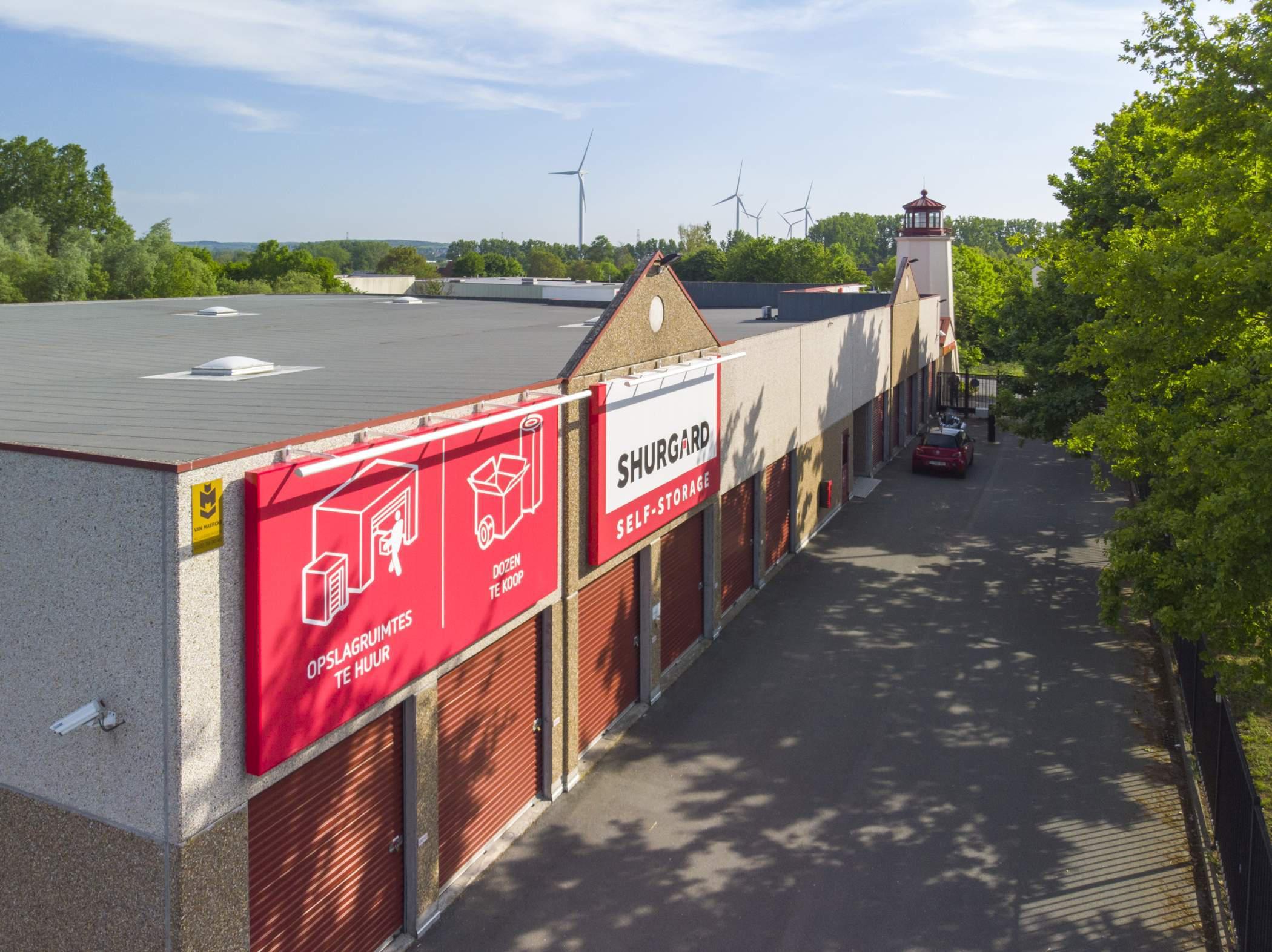 Shurgard Self-Storage Sint-Pieters-Leeuw