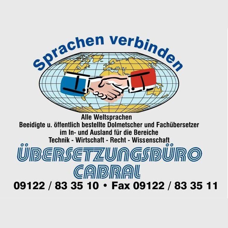 Bild zu Übersetzungsbüro-Cabral in Schwabach