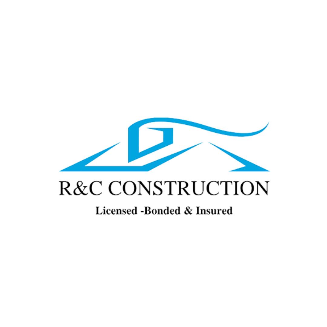 R&C Construction Logo