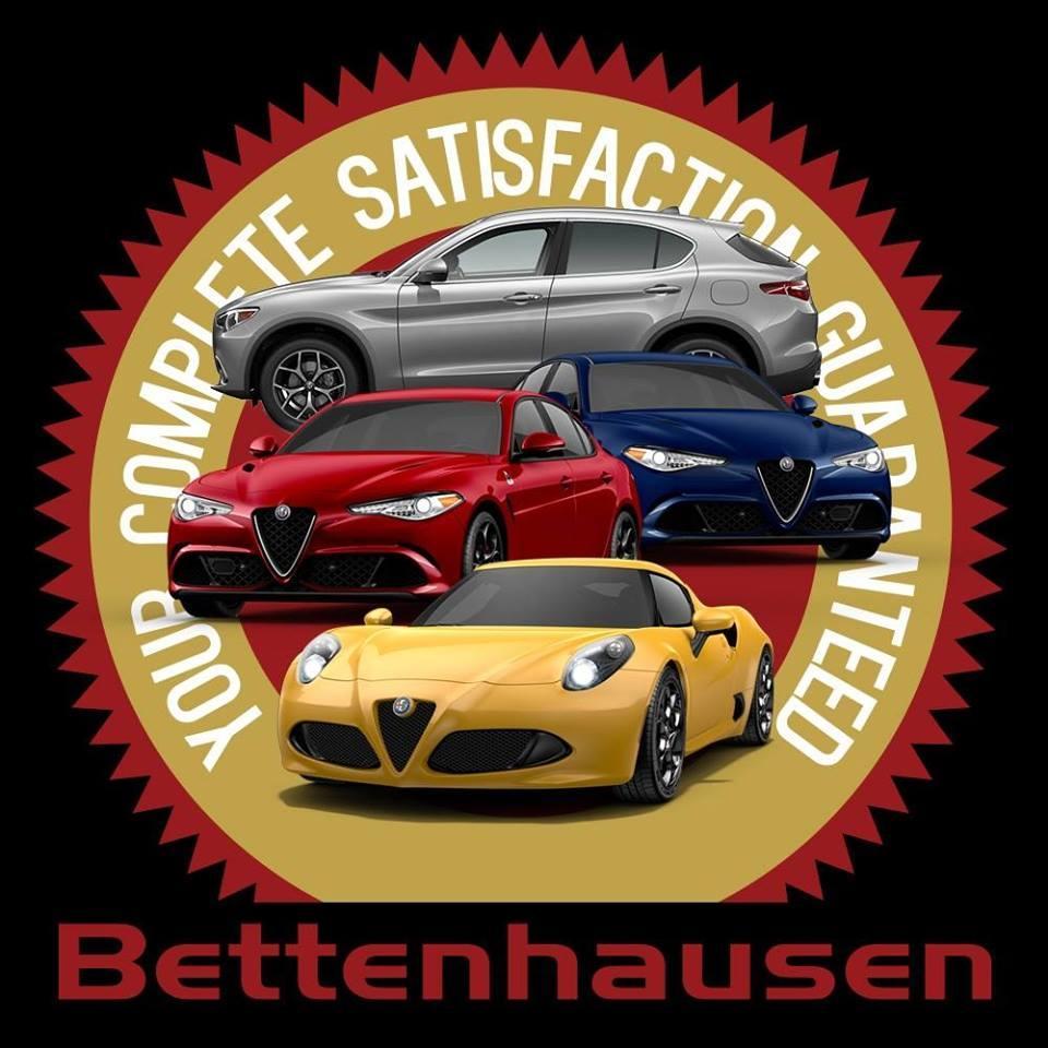 Bettenhausen Alfa Romeo Tinley Park Illinois Il