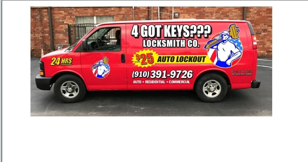 4 Got Keys Of Fayetteville In Fayetteville Nc 28303