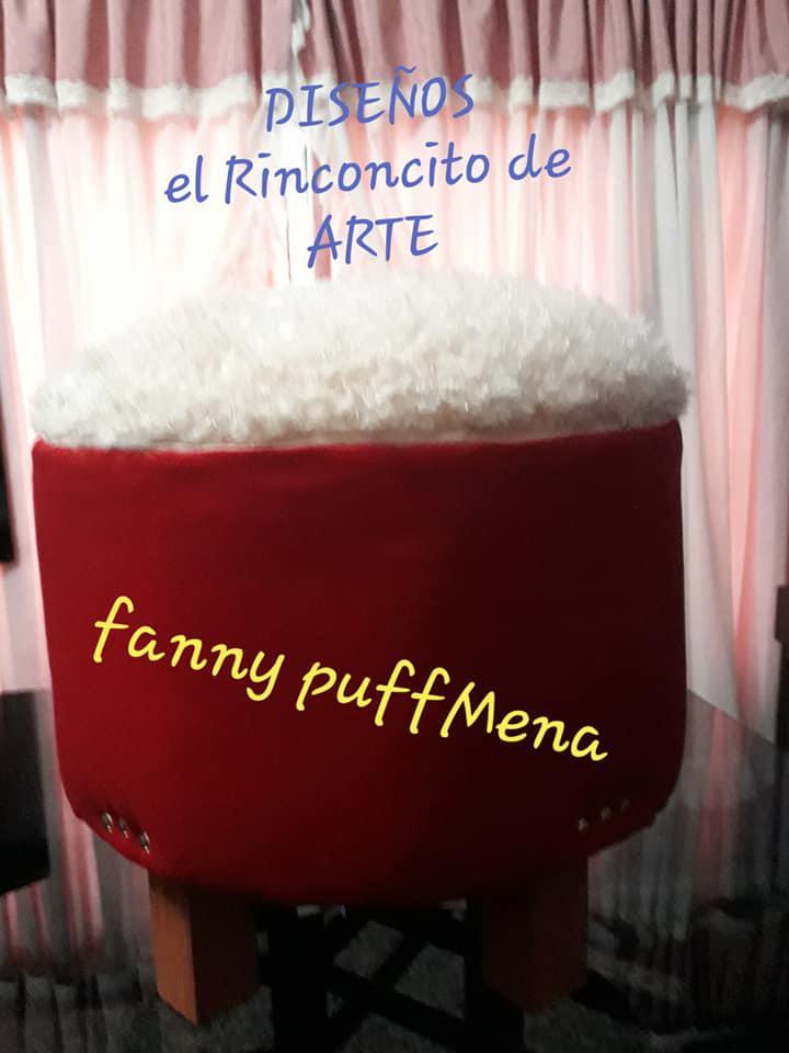 DISEÑOS FANNY PUF