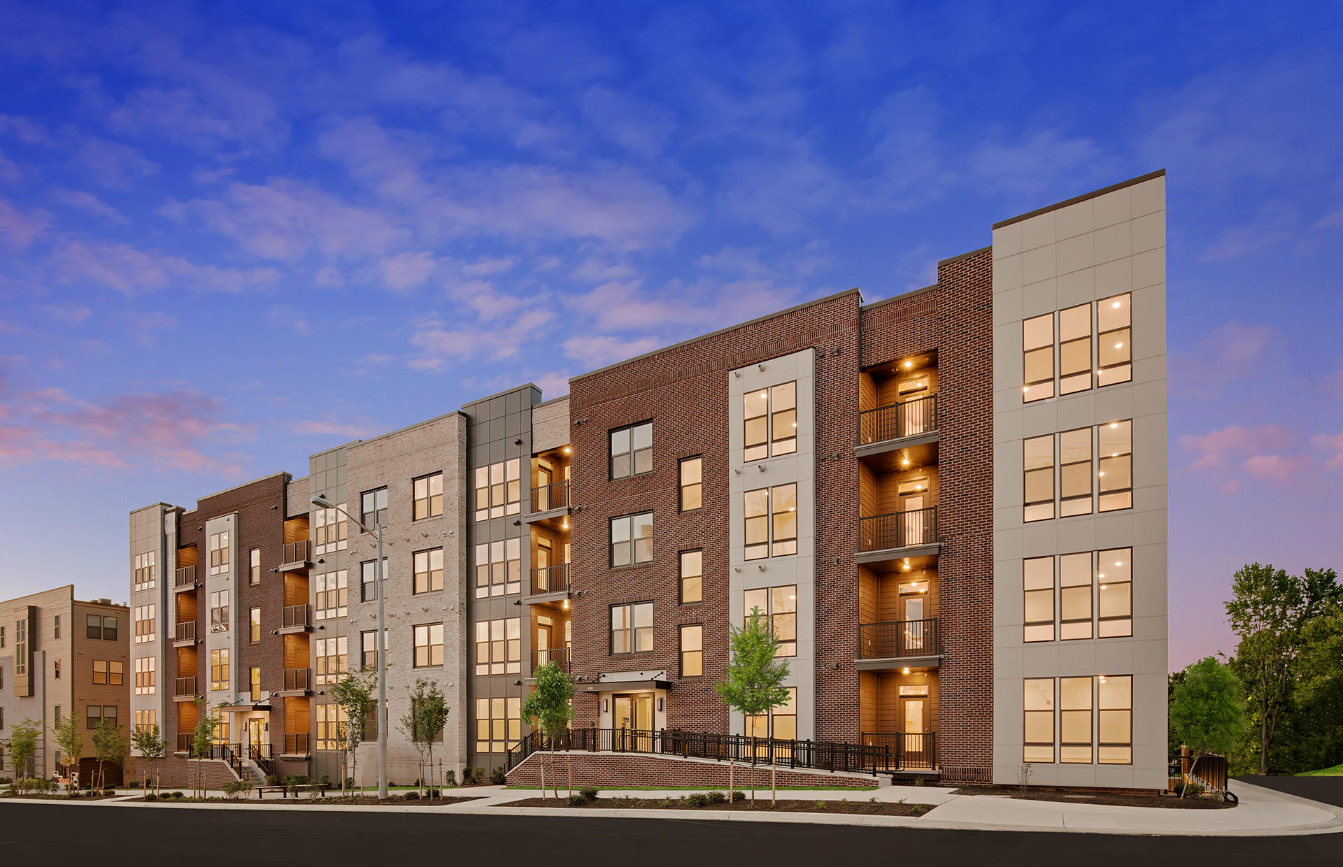 Lofts at Reston Station by Pulte Homes