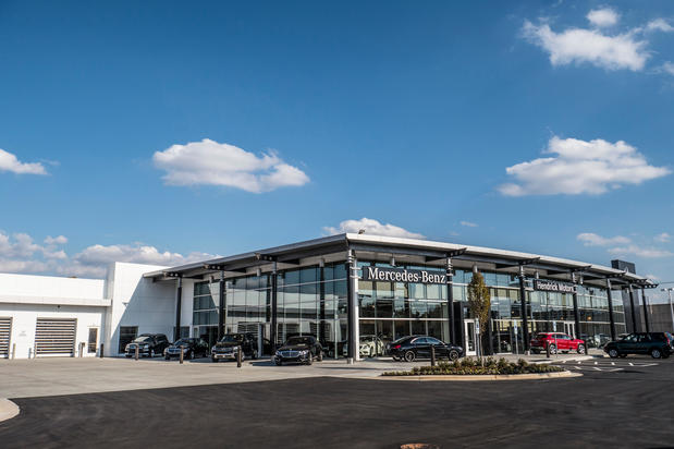 Hendrick Motors of Charlotte - Mercedes-Benz in Charlotte ...