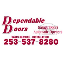 Dependable Doors - Puyallup, WA - Windows & Door Contractors