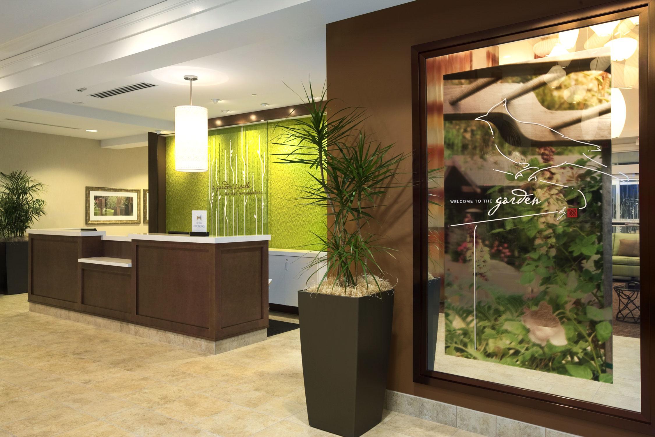 Hilton Garden Inn Salt Lake City Airport - ad image