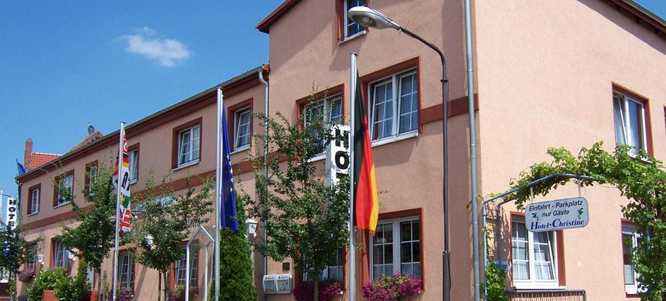 Hotel Christine Inhaber: Alfred Schubart