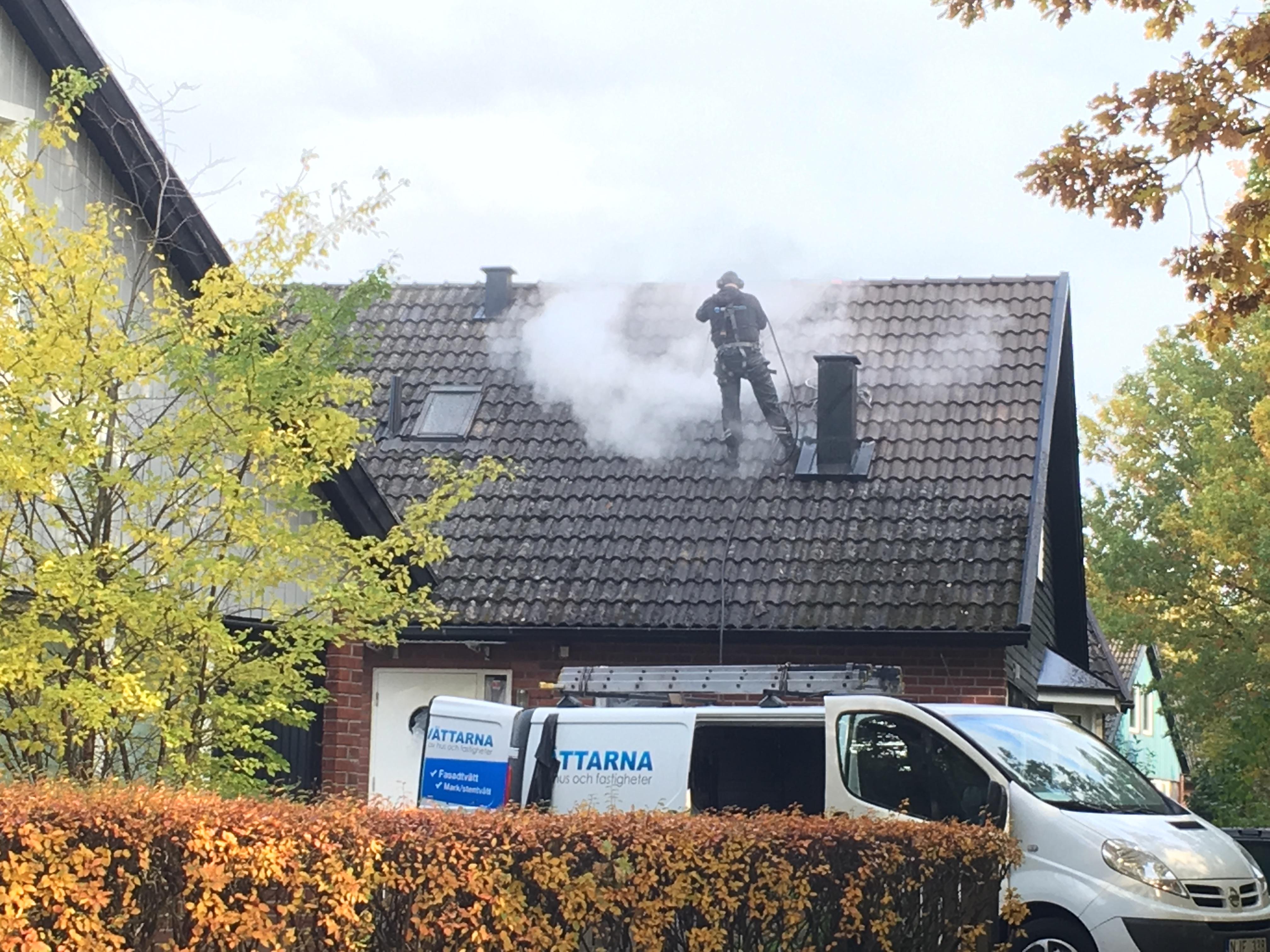 Hustvättarna i Sverige AB
