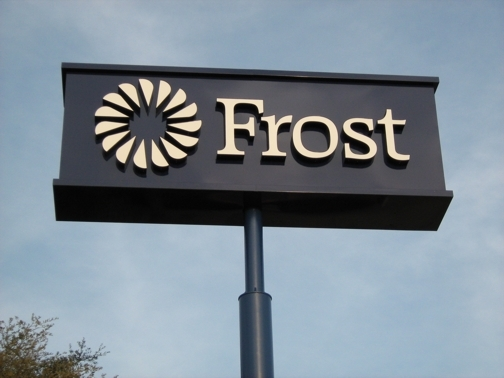 Frost Bank Financial Center In Harlingen Tx Banks