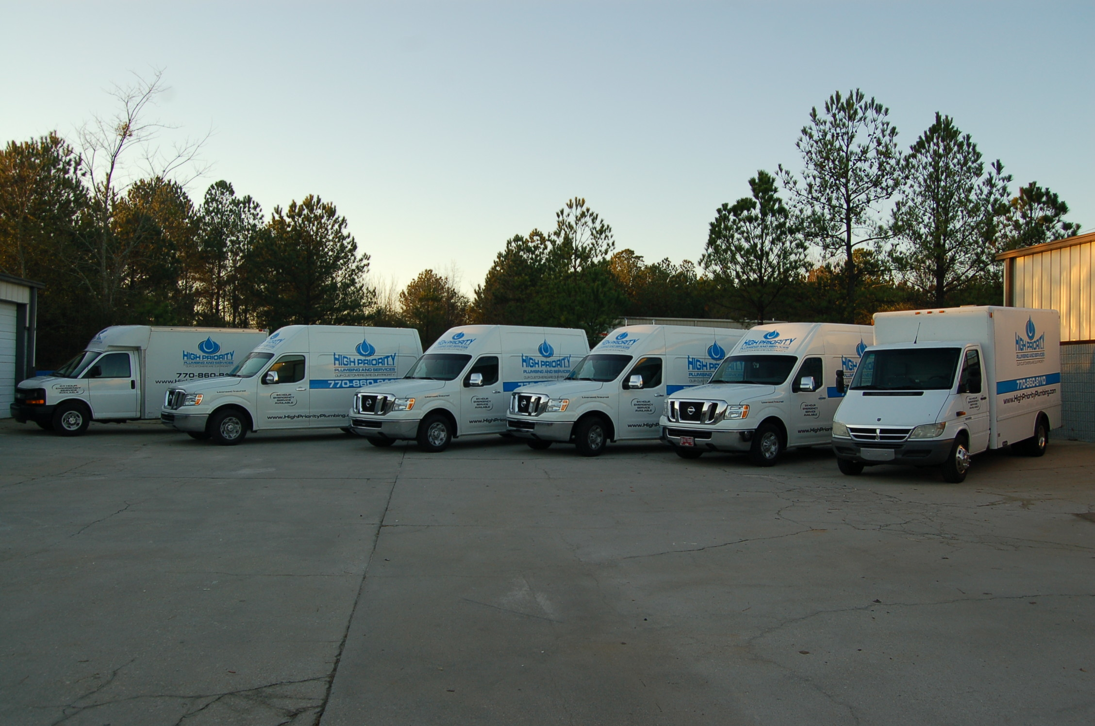 High Priority Plumbing and Services, Inc. - Conyers, GA -