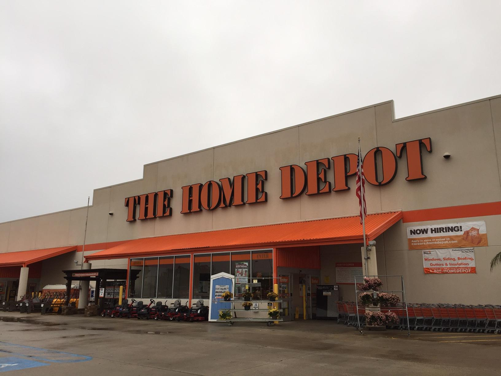 The Home Depot Baton Rouge Louisiana La