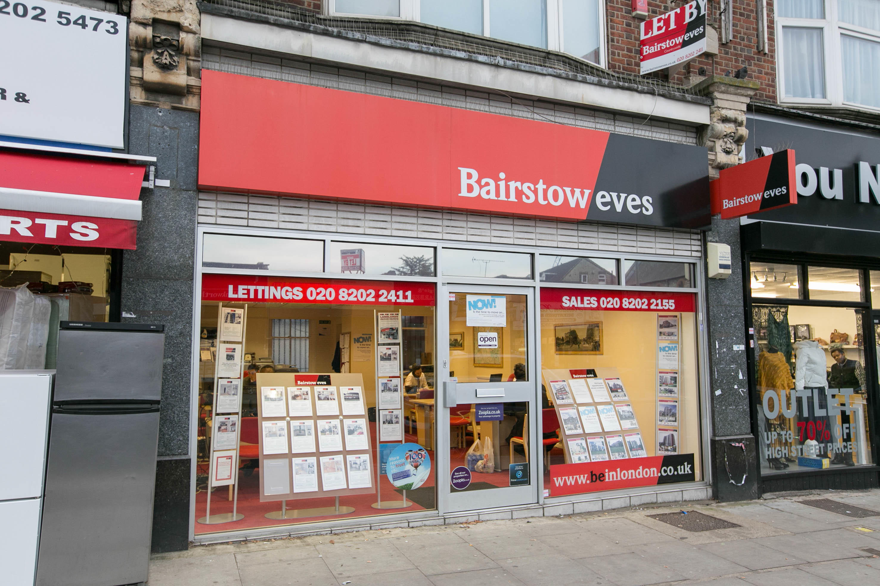 Bairstow Eves Estate Agents Hendon