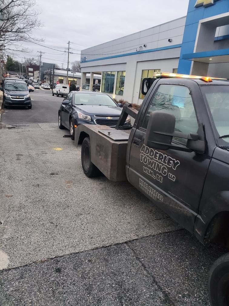 Adderley Towing LLC