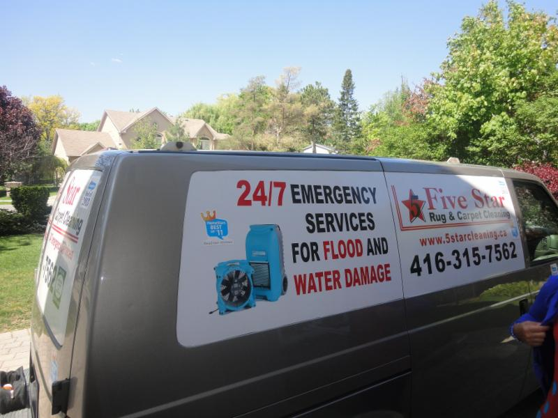 5 Star Cleaning -water damage Restoration
