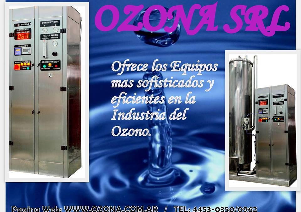 OZONA SRL