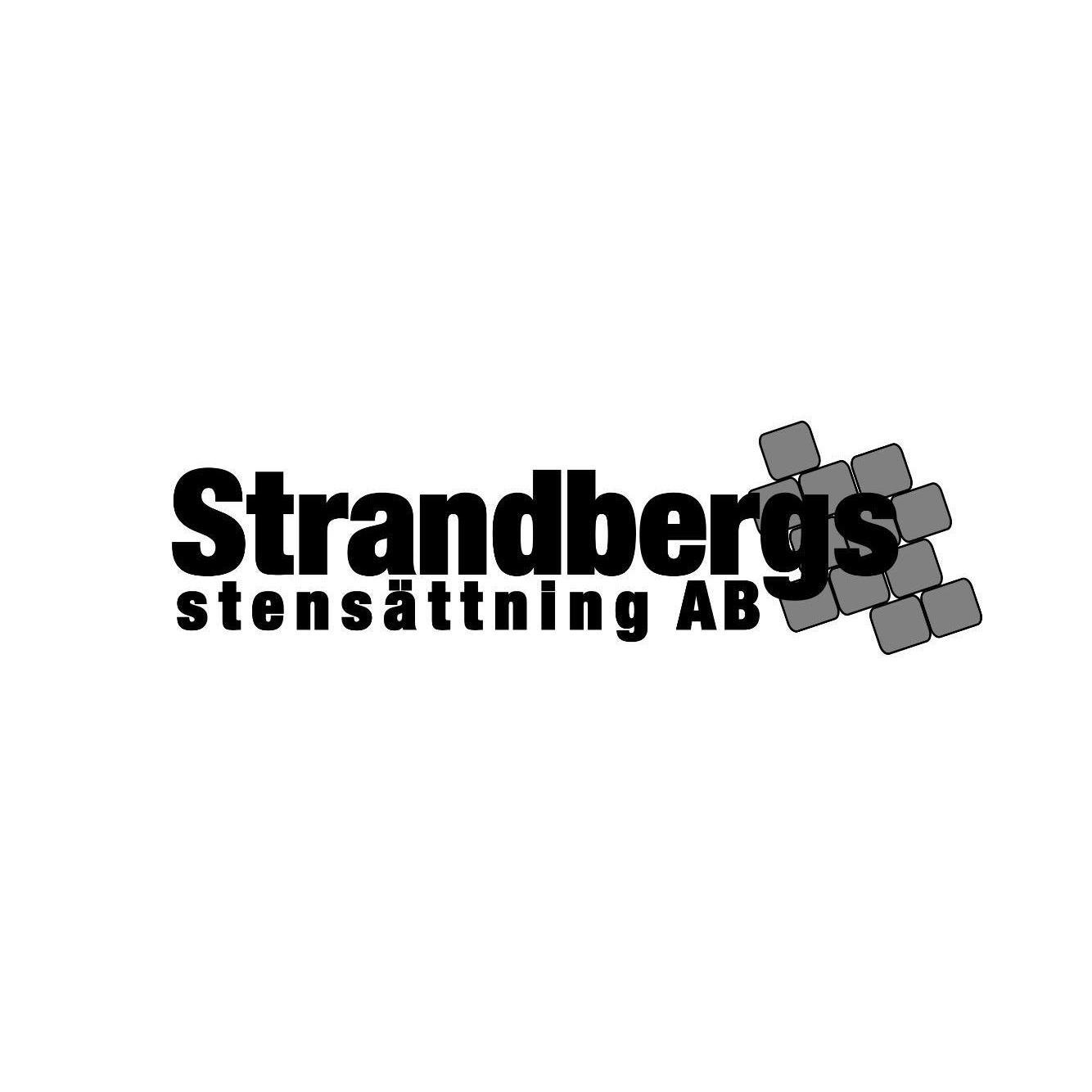 Strandbergs Stensättning AB